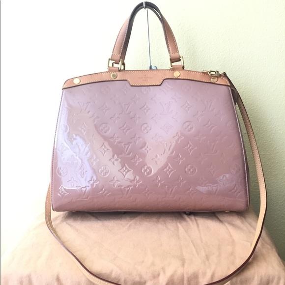 c53216f6661d Louis Vuitton Handbags - Louis Vuitton Brea Vernis Monogram GM